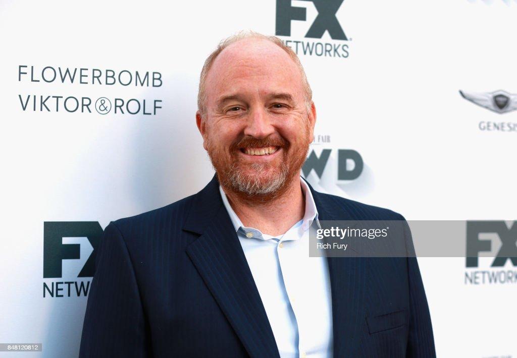 FX and Vanity Fair Emmy Celebration - Arrivals : News Photo