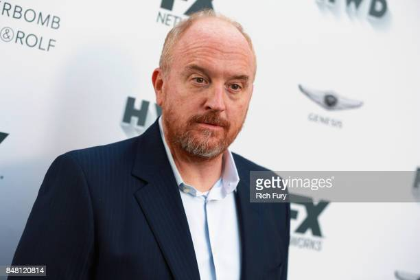 Louis CK attends FX and Vanity Fair Emmy Celebration at Craft on September 16 2017 in Century City California
