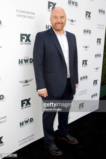 Louis CK attends FX Networks celebration of their Emmy nominees in partnership with Vanity Fair at Craft on September 16 2017 in Century City...