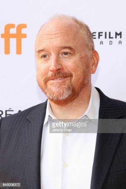 """Louis C.K. Attends the """"I Love You Daddy"""" premiere during the 2017 Toronto International Film Festival at Ryerson Theatre on September 9, 2017 in..."""