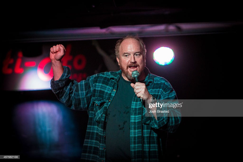 Image result for louis ck getty images