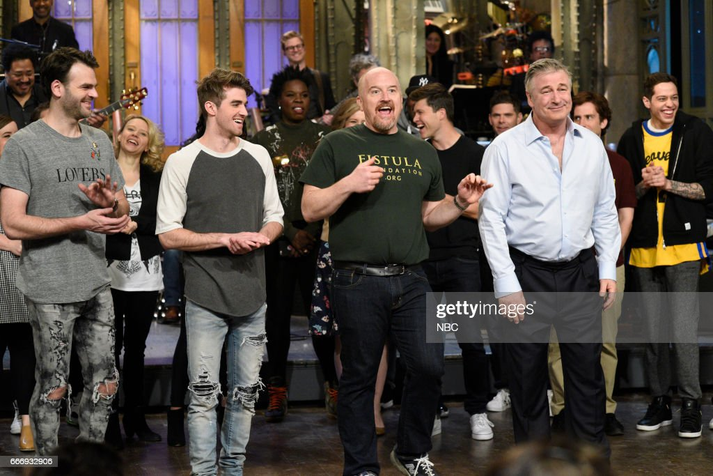 "NBC's ""Saturday Night Live"" With Louis C.K., The Chainsmokers"