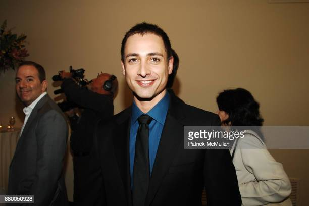 Louis Coraggio attends WELCOME TO GULU EXHIBITION AND BENEFIT ART SALE ANTIHUMAN TRAFFICKING INNITIATIVE at The United Nations on May 12 2009 in New...