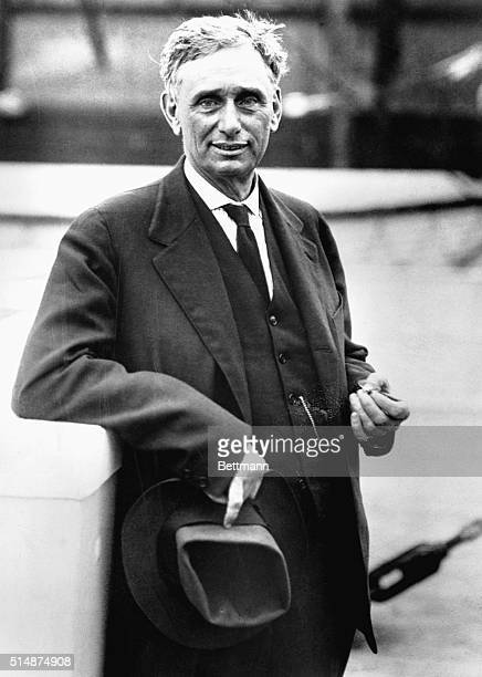 Louis D. Brandeis served on the U.S. Supreme Court from 1916-1939. He was known as a liberal jurist who tended to oppose big business and uphold...
