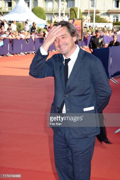 Louis Do de Lencquesaing attend the Award Ceremony during the 45th Deauville American Film Festival on September 14 2019 in Deauville France