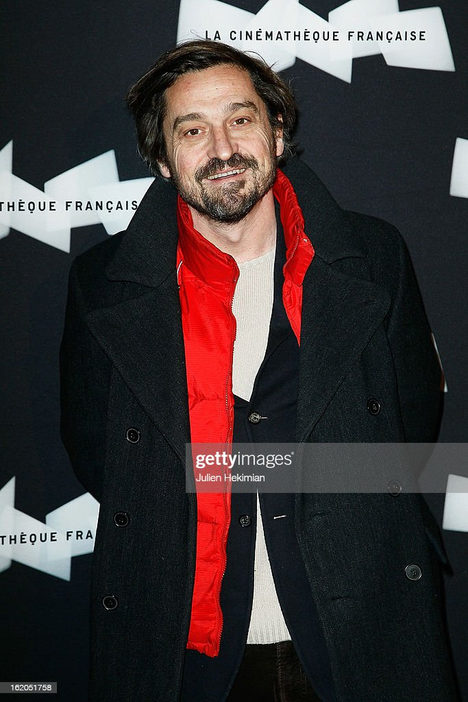 Louis Do de Lencquesaing attends the Maurice Pialat Exhibition And Retrospective Opening at Cinematheque Francaise on February 18, 2013 in Paris, France.