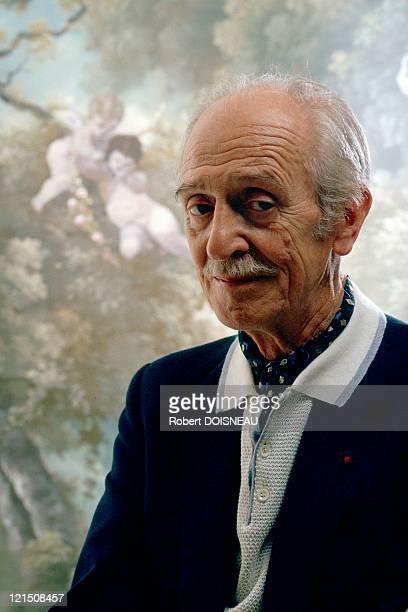 Louis Ducreux In 1985
