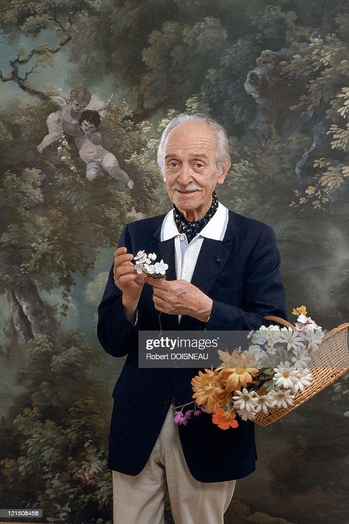 Louis Ducreux : News Photo