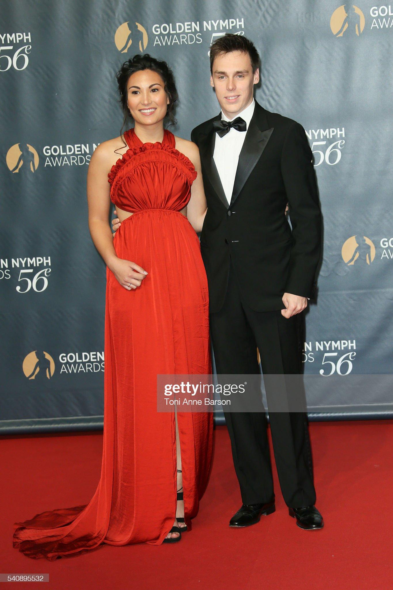 56th Monte Carlo TV Festival : Closing Ceremony : News Photo