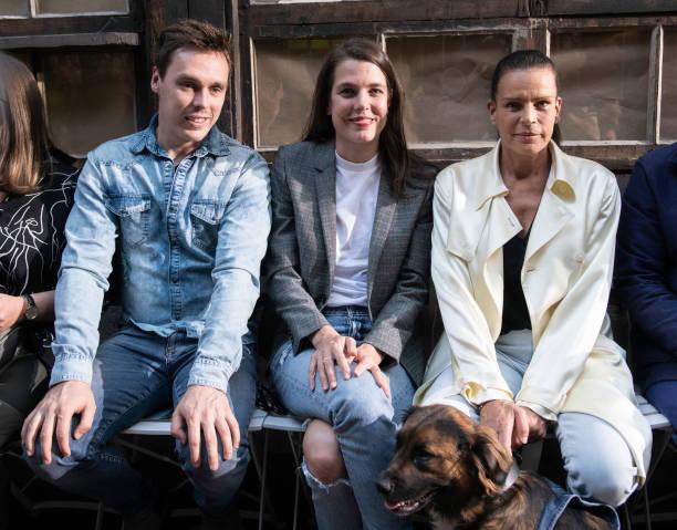 FRA: Alter Design : Front Row - Paris Fashion Week - Menswear Spring/Summer 2020