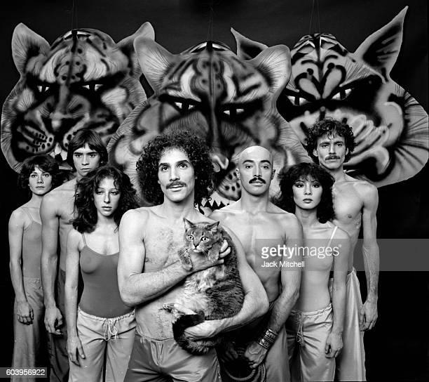 Louis Falco Dance Company performing Circus in 1977.