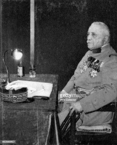 Louis Franchet D' Esperey French First World War general 1932 Franchet d'Esperey commanded the French 5th Army at the Battle of the Marne in...