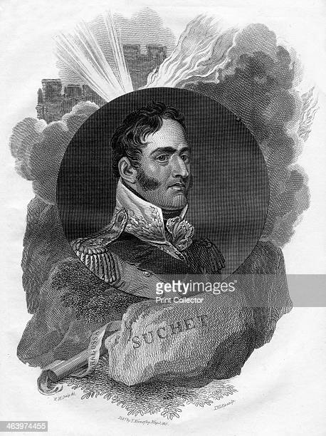Louis Gabriel Suchet 1816 Suchet was one of the most brilliant of Napoleon's generals From The History of the War from the Commencement of the French...