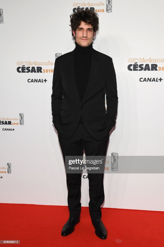 Red Carpet Arrivals - Cesar Film Awards 2018 At Salle Pleyel In Paris