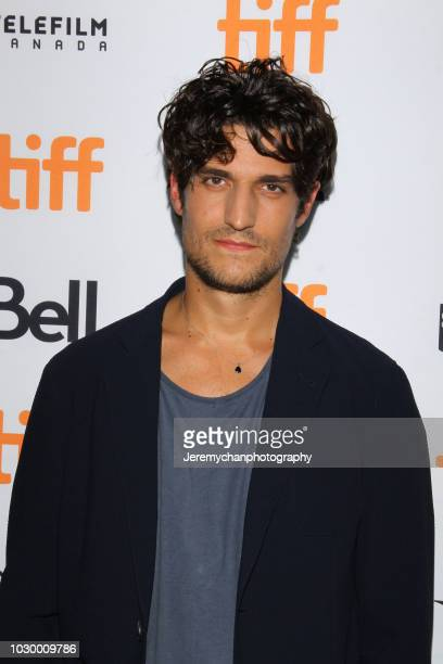 Louis Garrel attends 'A Faithful Man' Premiere during 2018 Toronto International Film Festival at Scotiabank Theatre on September 9 2018 in Toronto...