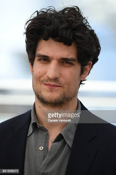 Louis Garrel attends 'From The Land Of The Moon ' Photocall during The 69th Annual Cannes Film Festival on May 15 2016 in Cannes