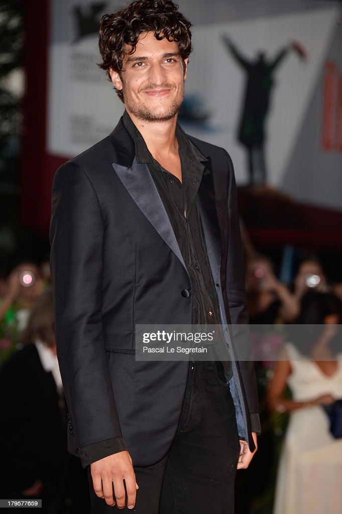 Louis Garrel attends the 'Jealousy' Premiere during the 70th Venice International Film Festival at the Palazzo del Cinema on September 5, 2013 in Venice, Italy.