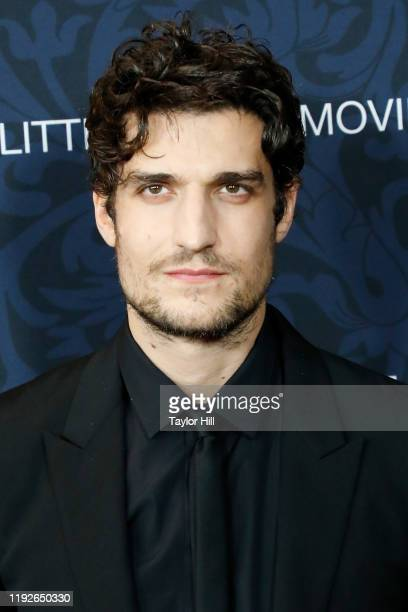 "Louis Garrel attends the world premiere of ""Little Women"" at Museum of Modern Art on December 07, 2019 in New York City."