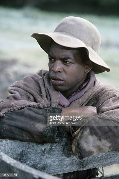 GIFT 12/11/88 Louis Gossett Jr and LeVar Burton reprise their Roots characters Fiddler and Kunta Kinte in this twohour movie for television based on...