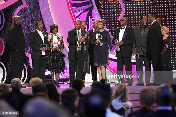Louis Gossett Jr Ben Vereen Cicely Tyson LeVar Burton Olivia Cole Todd Bridges Leslie Uggams Georg Stanford Brown and Lawrence HiltonJacobs winners...