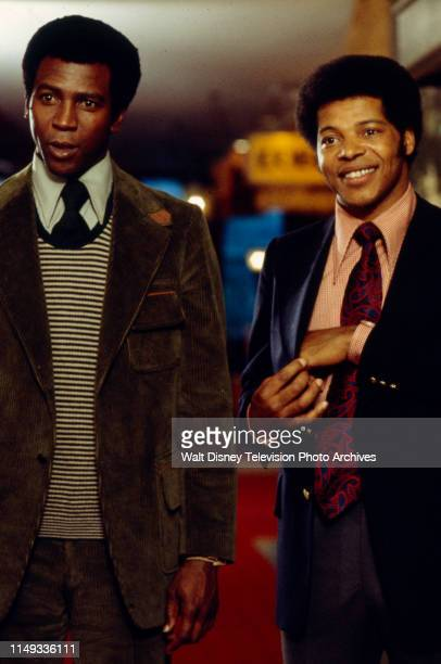 Louis Gossett Jr Felton Perry appearing on the ABC tv movie 'The Fuzz Brothers'