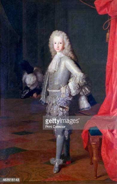 'Louis I Prince of The Asturias King of Spain' 1717