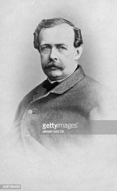 Louis III Grand Duke of Hesse Germany *09061806130561877 Portrait undated about 1850 Photographer Josef Albert Vintage property of ullstein bild