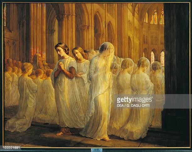 Louis Janmot First Communion
