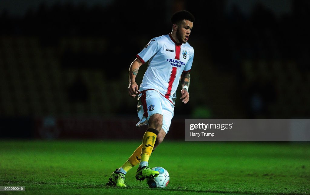 Torquay United v Sutton United - Vanarama National League : News Photo