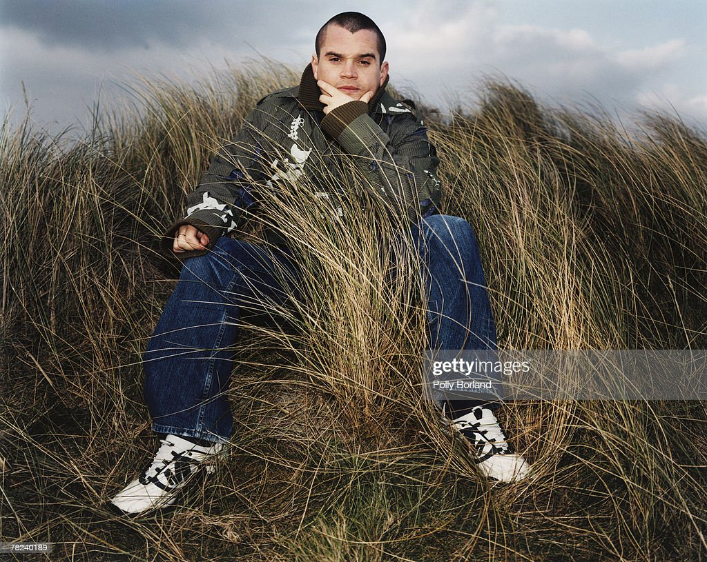 Louis John Osbourne, son of Ozzy Osbourne poses for a ...