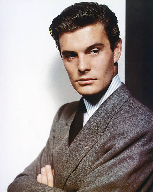 louis-jourdan-french-actor-weaing-a-grey
