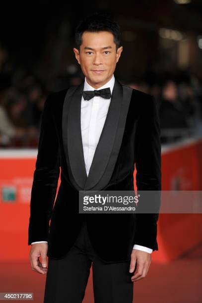 Louis Koo attends the 'Sou Duk' Premiere during The 8th Rome Film Festival on November 17 2013 in Rome Italy