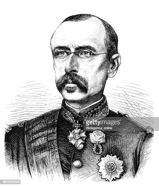 Louis Leon Cesar Faidherbe 3 June 1818 29 September 1889 was a French general and colonial administrator digital improved reproduction of a woodcut...