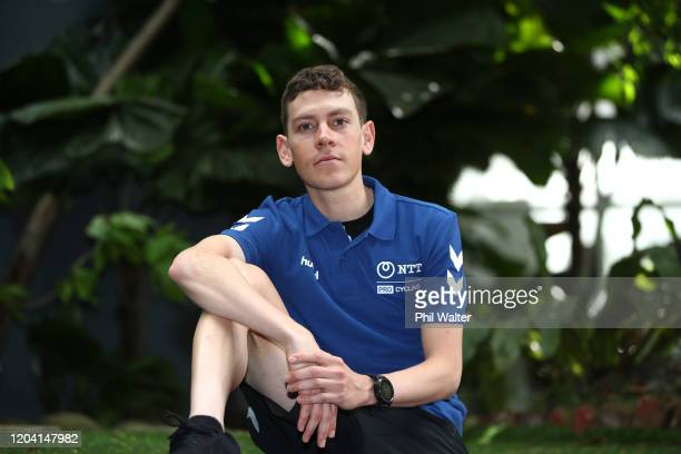 Louis Meintjes of South Africa and NTT Pro Cycling / during the 25th Le Tour de Langkawi 2020 - Press Conference / #PETRONASLTdL2020 / on February...