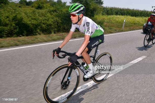Louis Meintjes of South Africa and Team Dimension Data / during the 2nd Adriatica Ionica Race 2019, Stage 3 a 204,6KM stage from Palmanova to Lago Di...
