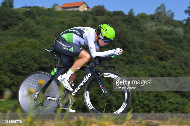Louis Meintjes of South Africa and Team Dimension Data / during the 73rd Tour of Spain 2018, Stage 16 a 32km Individual Time Trial stage from...