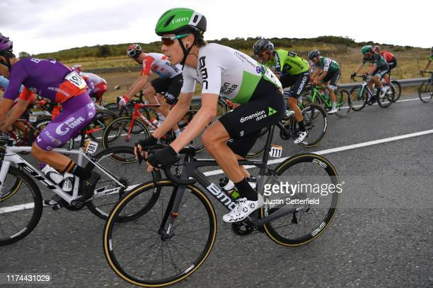 Louis Meintjes of South Africa and Team Dimension Data / Peloton / during the 74th Tour of Spain 2019, Stage 19 a 165,2km stage from Ávila to Toledo...
