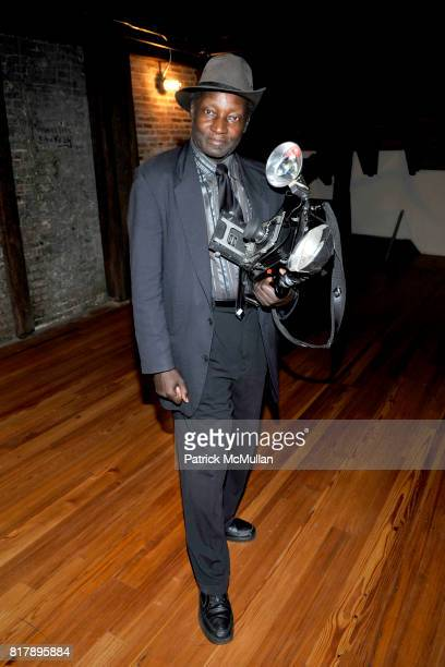 Louis Mendes attends Seaport Museum New York Presents Everybody Street by Cheryl Dunn and Alfred Stieglitz New York at Seaport Museum on September 14...