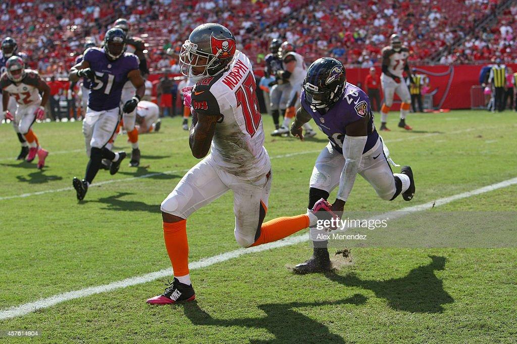 Baltimore Ravens v Tampa Bay Buccaneers : News Photo