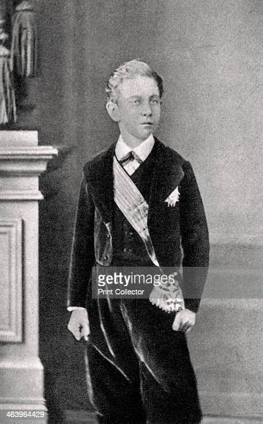 Louis Napoleon Prince Imperial prepared to meet the King of Prussia c18701871 Louis Napoleon was the only child of the Emperor Napoleon III His early...