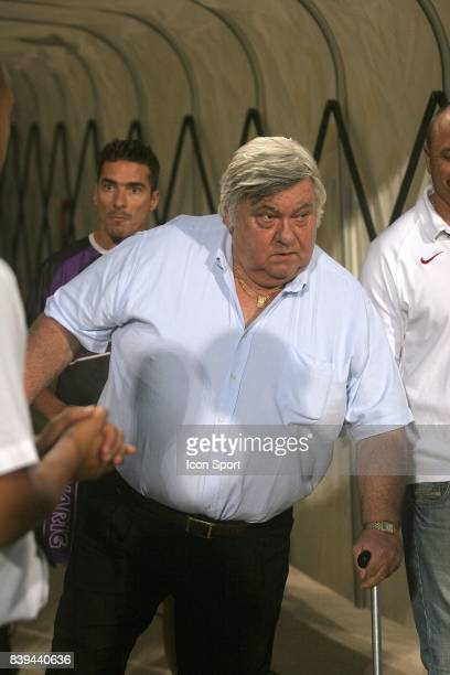 Louis NICOLLIN Montpellier / Istres 4eme journee de Ligue 2