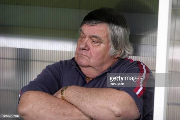 Louis NICOLLIN President Montpellier Ligue 2
