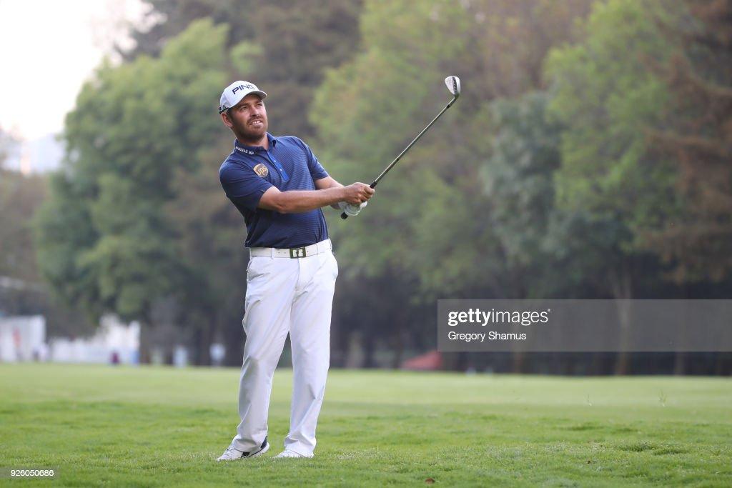 World Golf Championships-Mexico Championship - Round One : News Photo