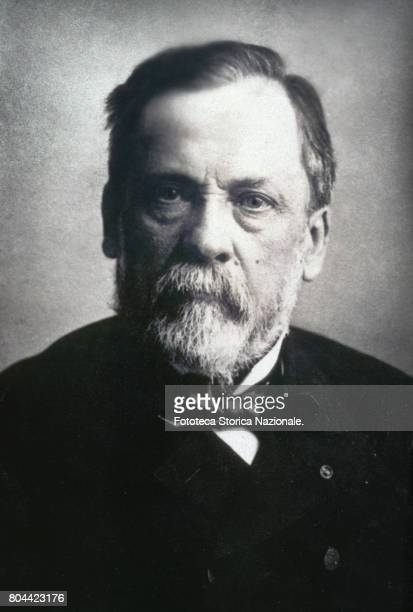 Louis Pasteur chemist biologist and microbiologist French Photograph France approx 1890