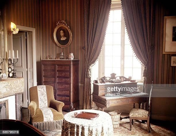 Louis Pasteur's bedroom the way it was when he used to live there France Musée Pasteur