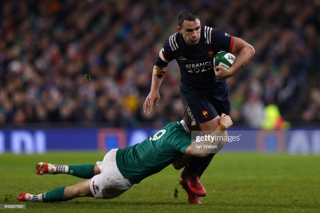 Ireland v France - RBS Six Nations : News Photo
