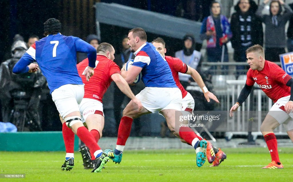 France v Wales - Guinness Six Nations : News Photo