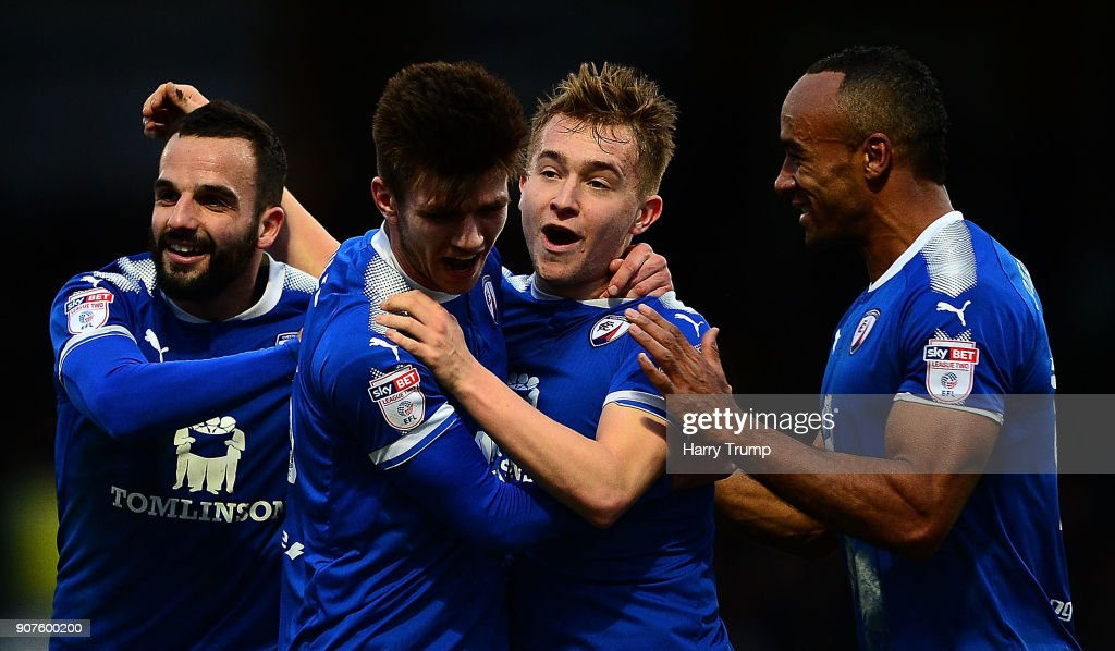 Yeovil Town v Chesterfield - Sky Bet League Two