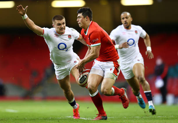 GBR: Wales v England - Guinness Six Nations