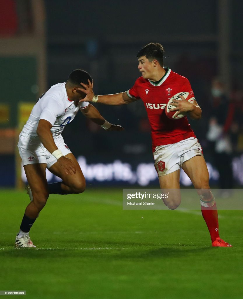 Wales v England - Autumn Nations Cup 2020 : News Photo
